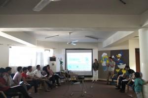 Presentation wide
