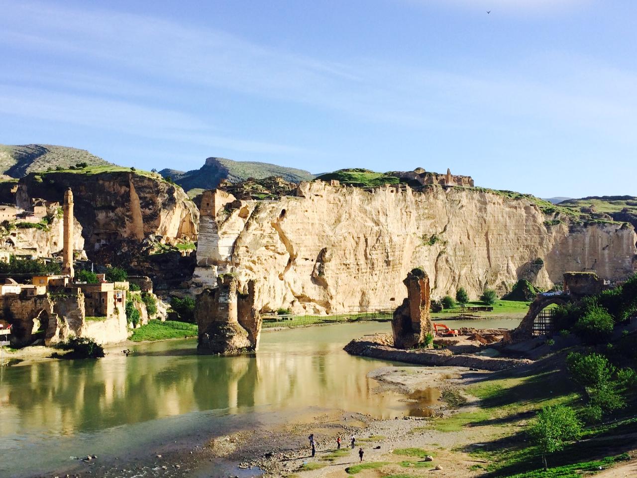 Tigris River - Mesopotamia
